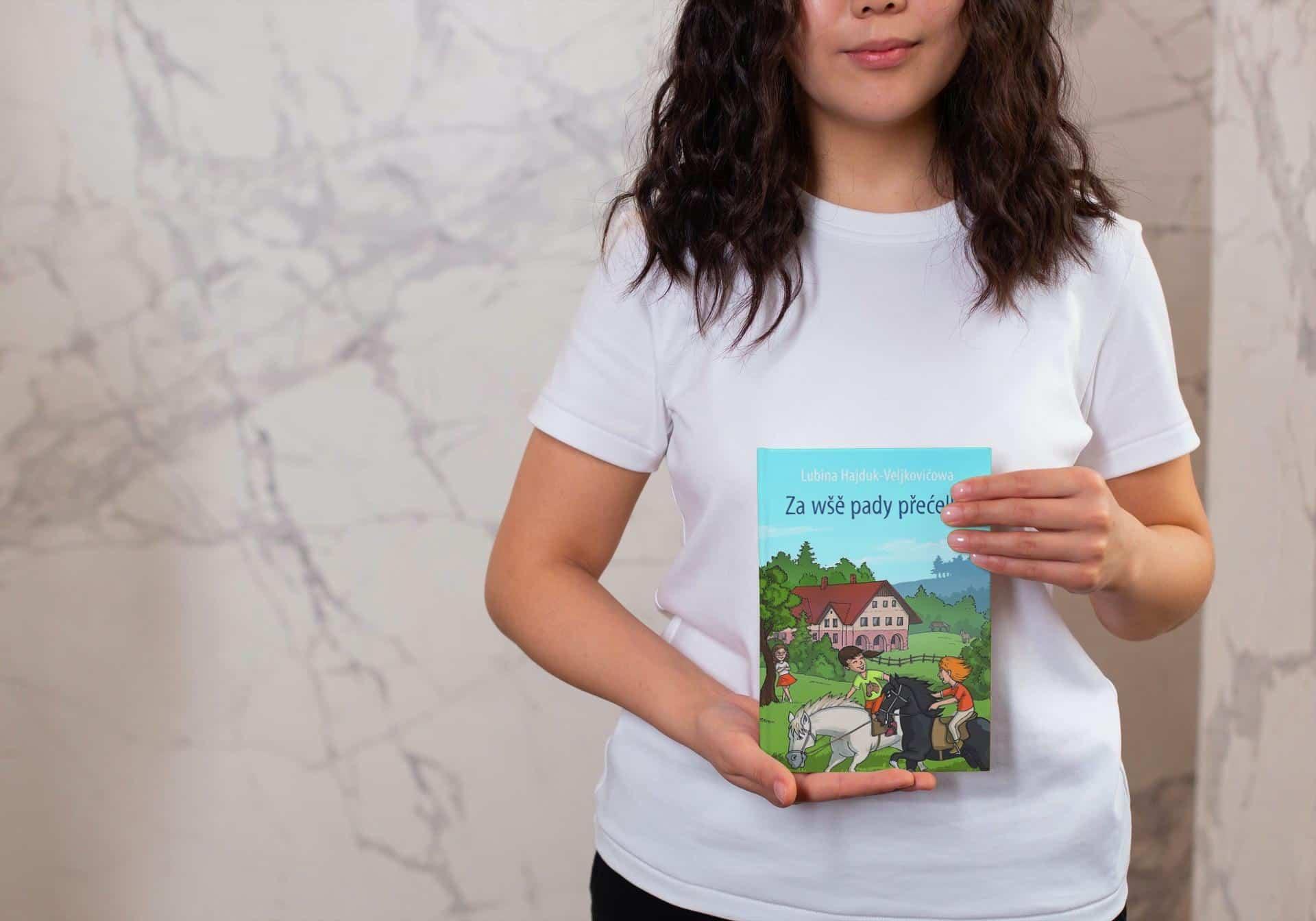 Livre pour enfants sur les chevaux par Lubina Hajduk